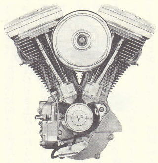 evolution Vtwin Engine